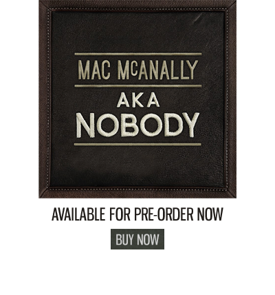 AKA Nobody - Available for Pre-Order Now - Buy Now